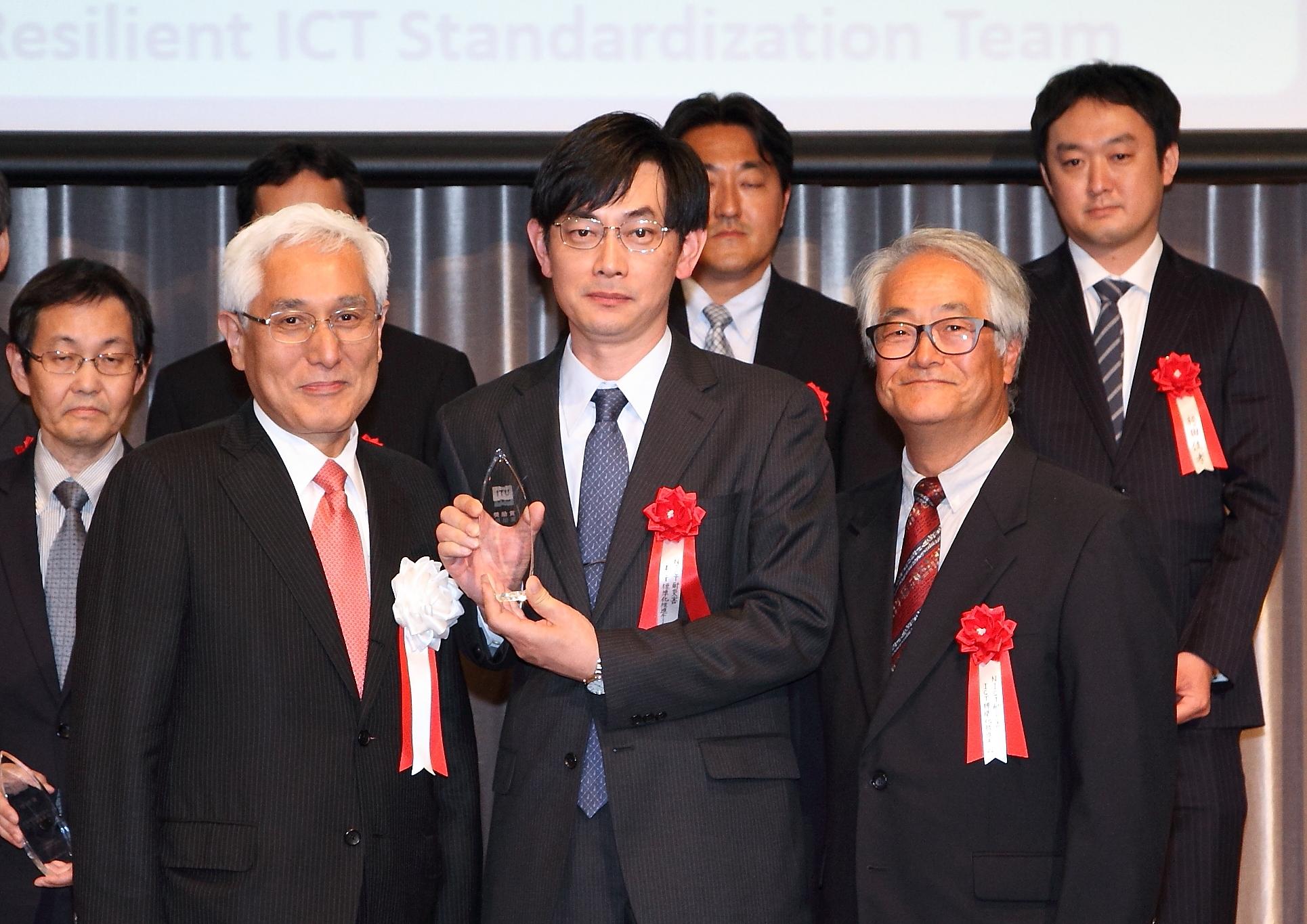 ITU-AJ#041 平成29年度「つどいの日」記念式典の模様